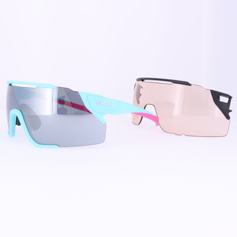 SMITH Sunglasses ATTACK MAG MTB 0ZE3 LIGHT BLUE WHTE Unisex 99x01x120