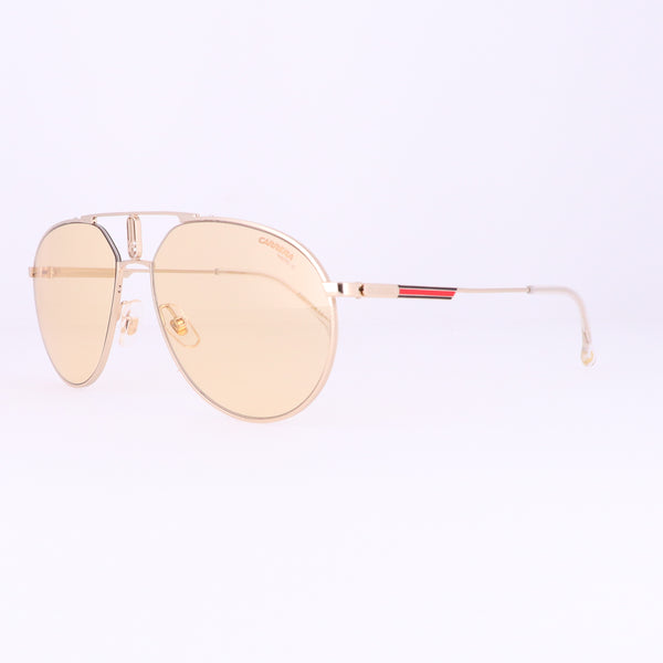 CARRERA Sunglasses 1025 0DYG GOLD YELLOW Unisex 59x17x145