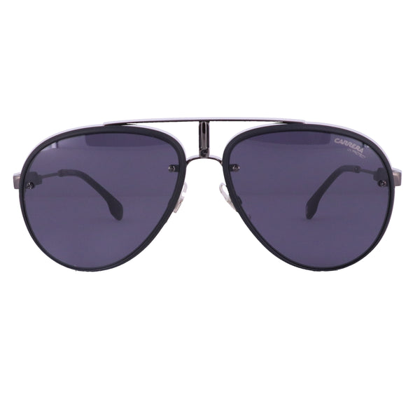 CARRERA Sunglasses GLORY 0003 MATTE BLACK Unisex 58x17x145