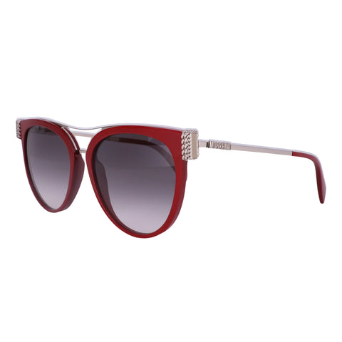 Moschino Sunglasses MOS023S C9A Red Women 55x17x140