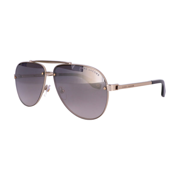 MARC JACOBS Sunglasses 317S J5G Gold Men 61x13x145