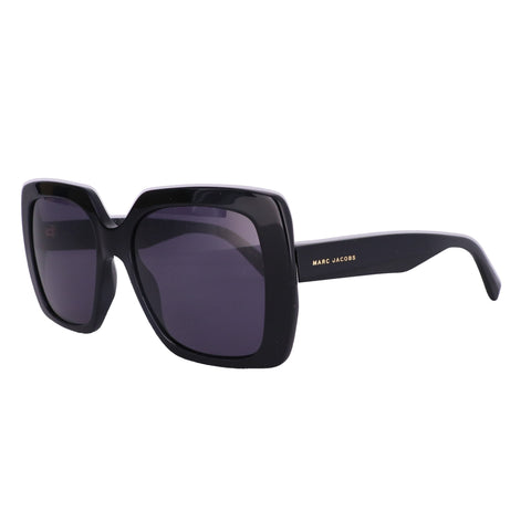 MARC JACOBS Sunglasses 230S NS8 Black Glittr Women 53x18x145