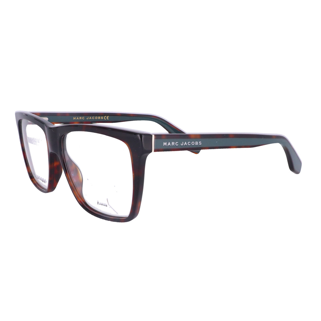 MARC JACOBS Eyeglasses 278 086 Dark Havana Men 54x15x145