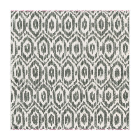 Amala Ikat Black Small Napkins