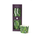 Green Troppo Leaf Baking Cups