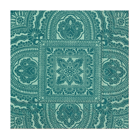 Turquoise Moroccan Small Napkins