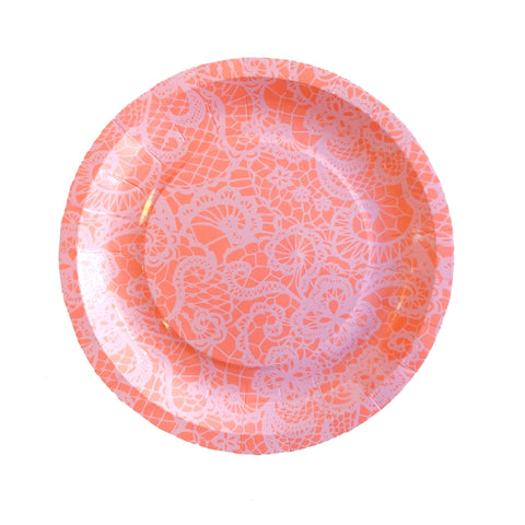 Valley Lace Small Plate