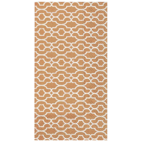 Sienna Copper Guest Towels
