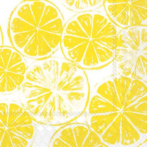 Lemon Large Napkins