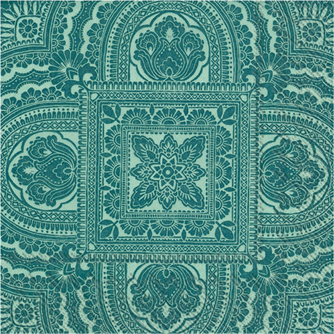 Turquoise Moroccan Large Napkins