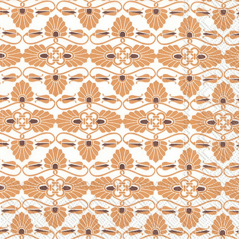 Sienna and Copper Large Napkins