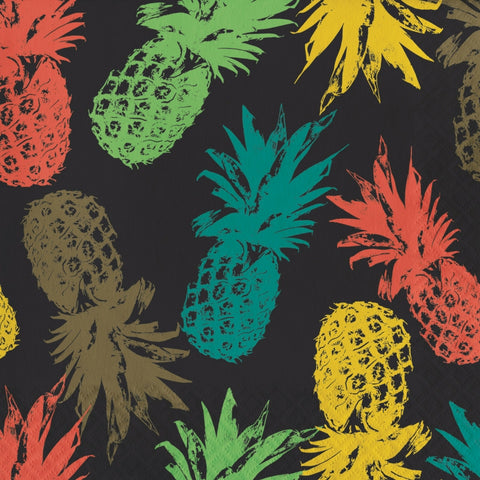 Pineapple Colada Large Napkins