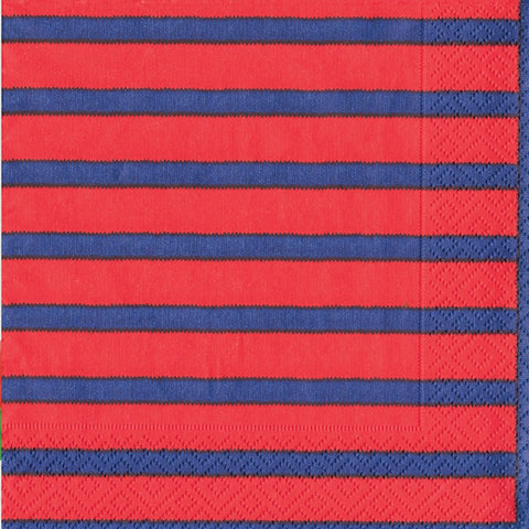 Bretagne Striped Large Napkins