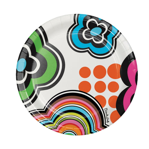 Mod Graphic Small Plate