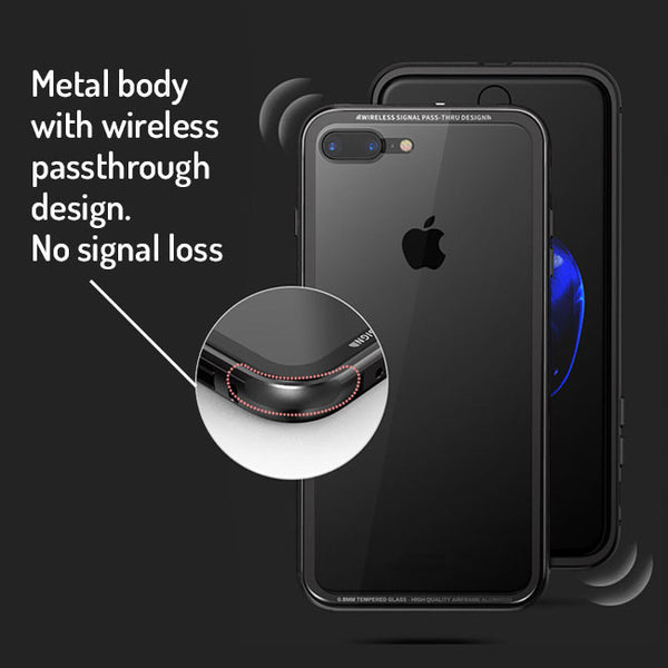 iphone 7 case glass