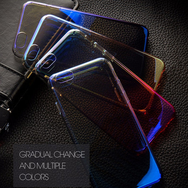 Aurora Glaze Multi-Color Case for iPhone