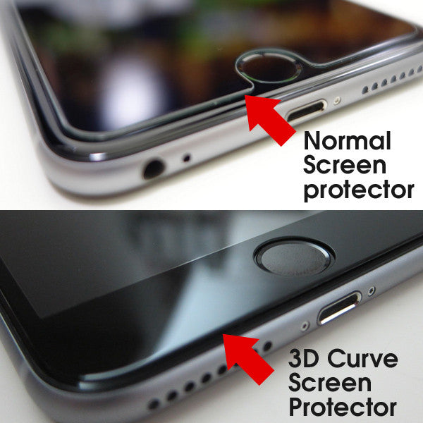 3D-Curved Full Screen Tempered Glass Screen Protector