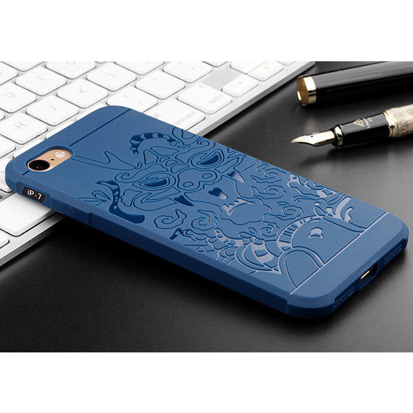 Dragon Art Case for iPhone 7