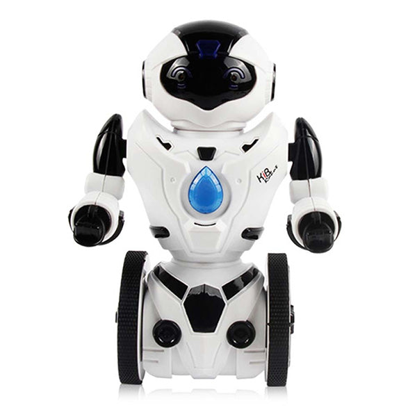 Intelligent Self Balancing RC Robot