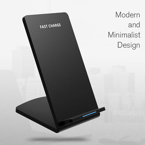 Qi Wireless Fast Charger Stand