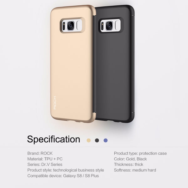 Samsung Galaxy S8/S8 Plus Flip Protection