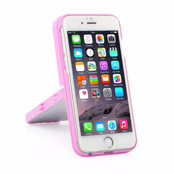 Magic Selfie Stick Case for iPhone 6s with Bluetooth Remote