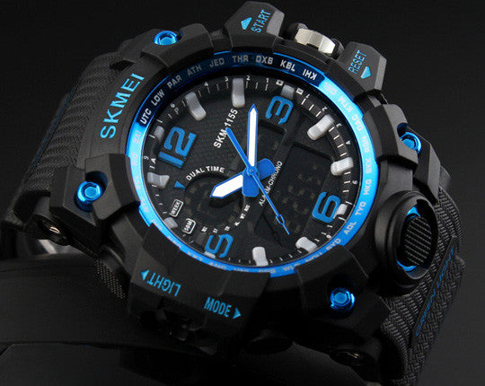 Indestructible Military Grade Waterproof Watch