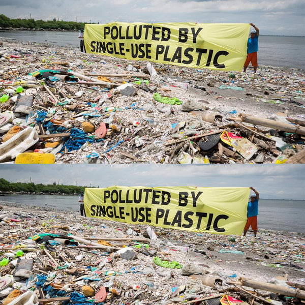 5 reasons to stop single use plastic