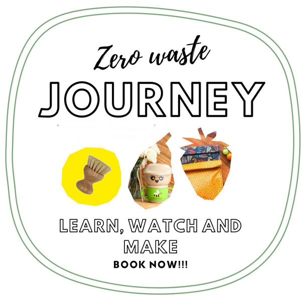 seminar - start your zero waste journey with us