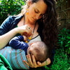 Natural Teething and Breastfeeding Necklace