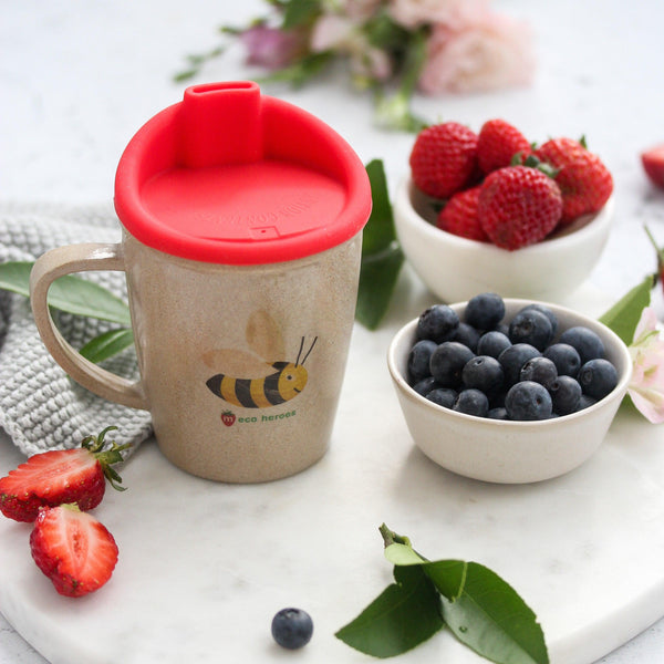 Eco Hero Toddler Cup - Bee