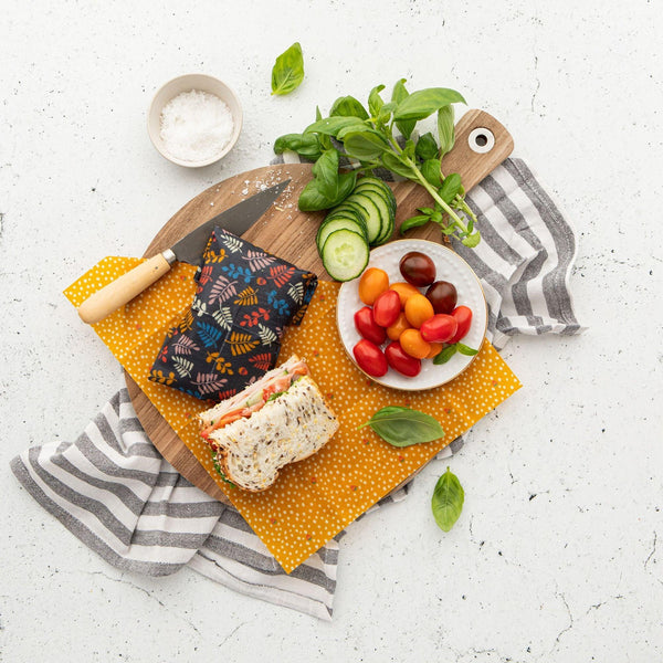 beeswax food wraps  - kiwiana