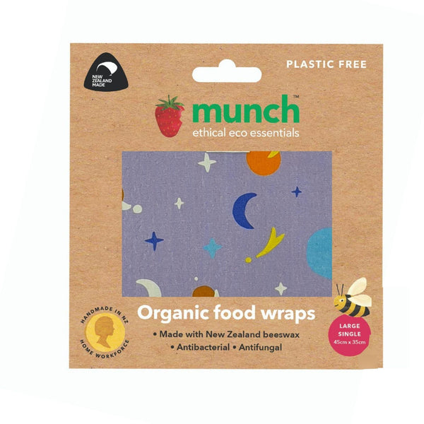 beeswax food wraps for children