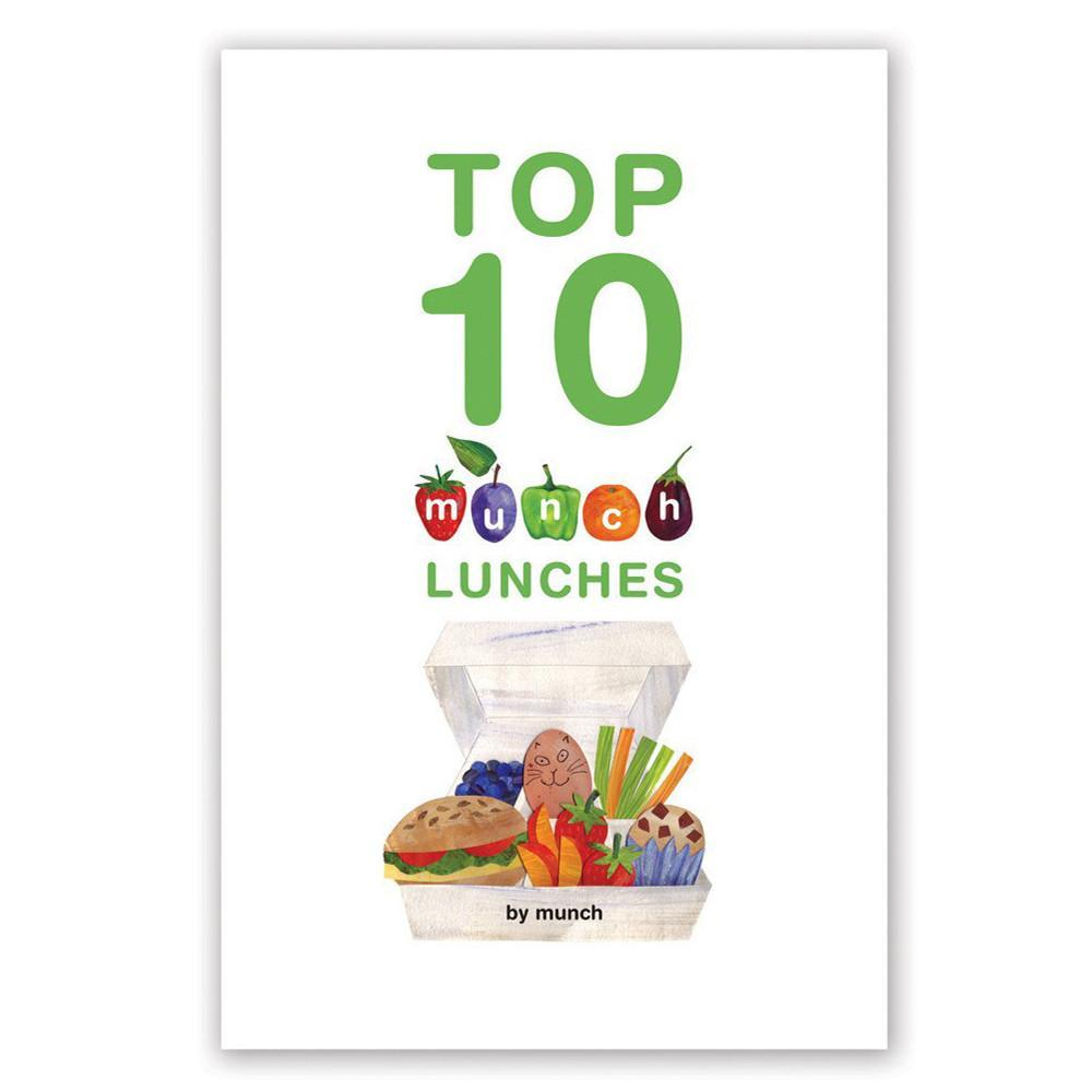 Munch eBook Top 10 Lunches Top 10 Lunches - ebook