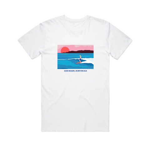 Gage Roads X Surf Visuals THE BAY Ltd Release T