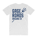 Gage Roads Core T - White