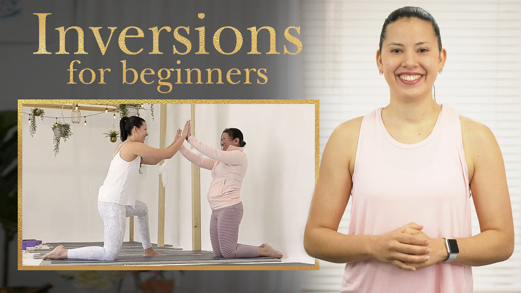 Inversions for Beginners Workshop