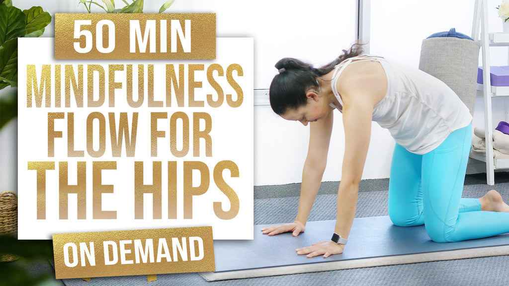 Mindfulness Flow for the Hips