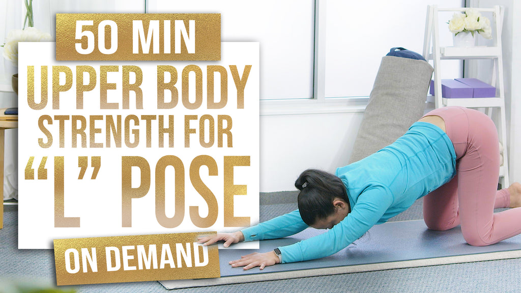 "Upper Body Strength for ""L Pose"""