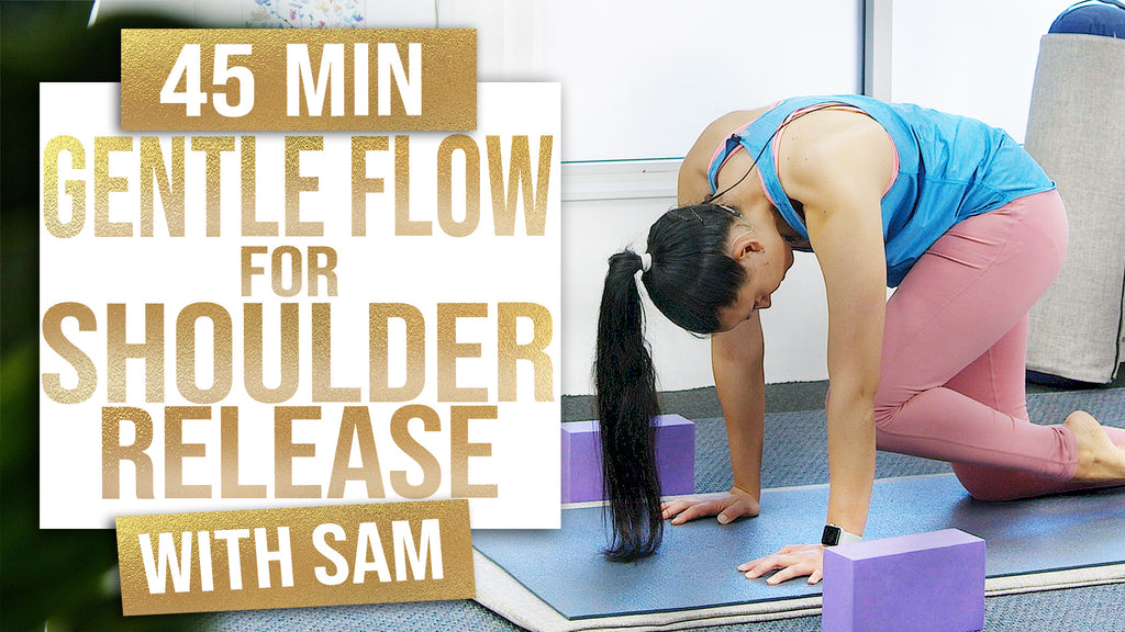 Gentle Flow & Shoulder Release