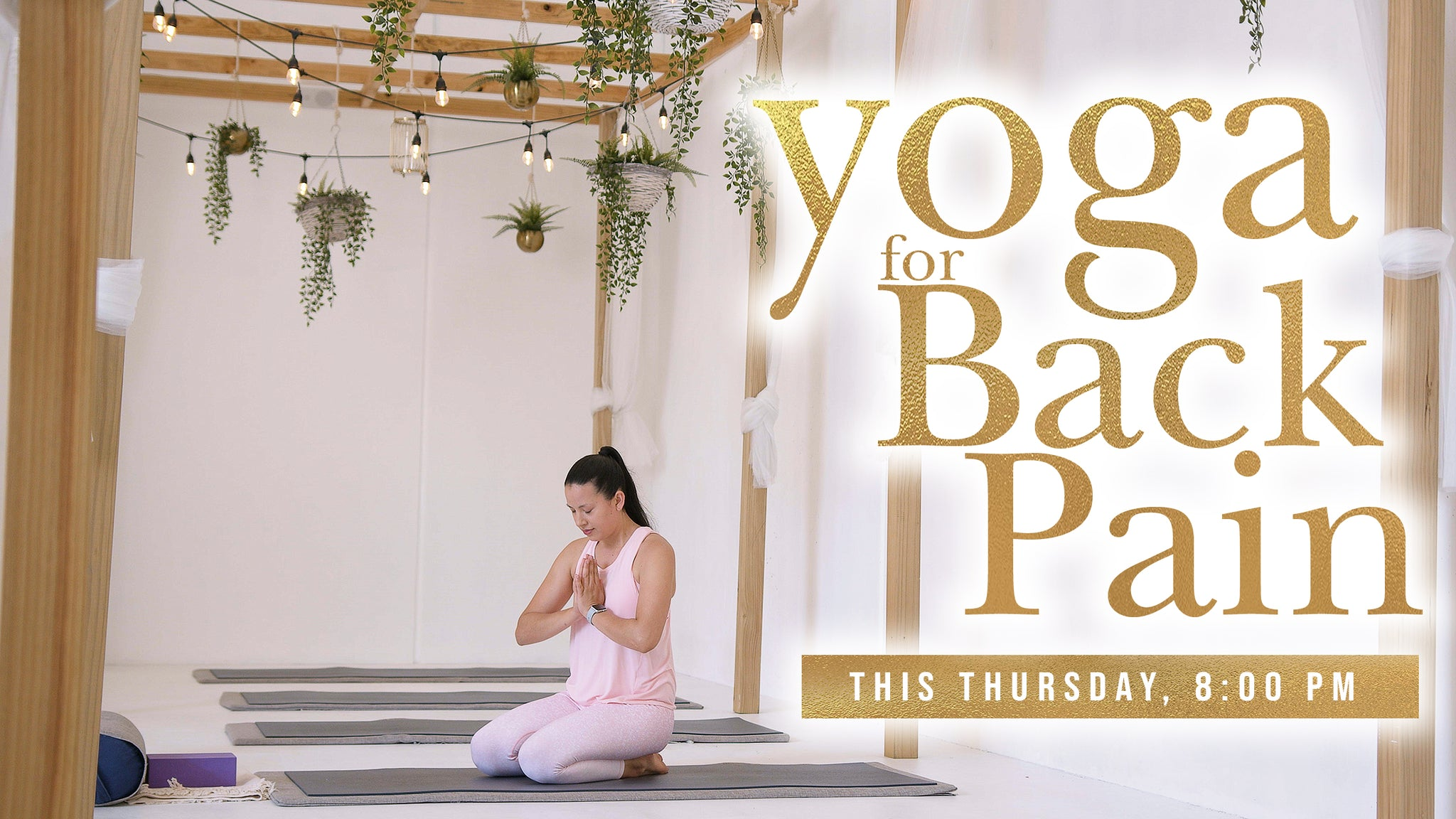 Yoga for Back Pain (Samantha Sese)(Tree Pose Yoga)