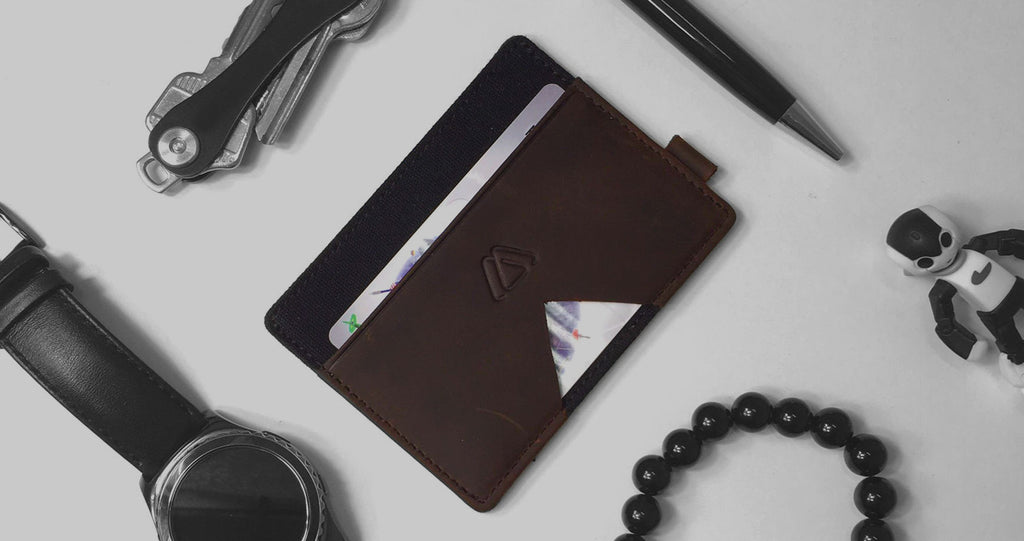 Mark Cardholder minimalist wallet by Modest Mark