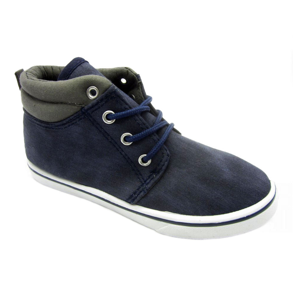 B Laxi - Lace Up Sneakers - Blue Suede Shoes NY - Sneakers - Blue Suede Shoes NY