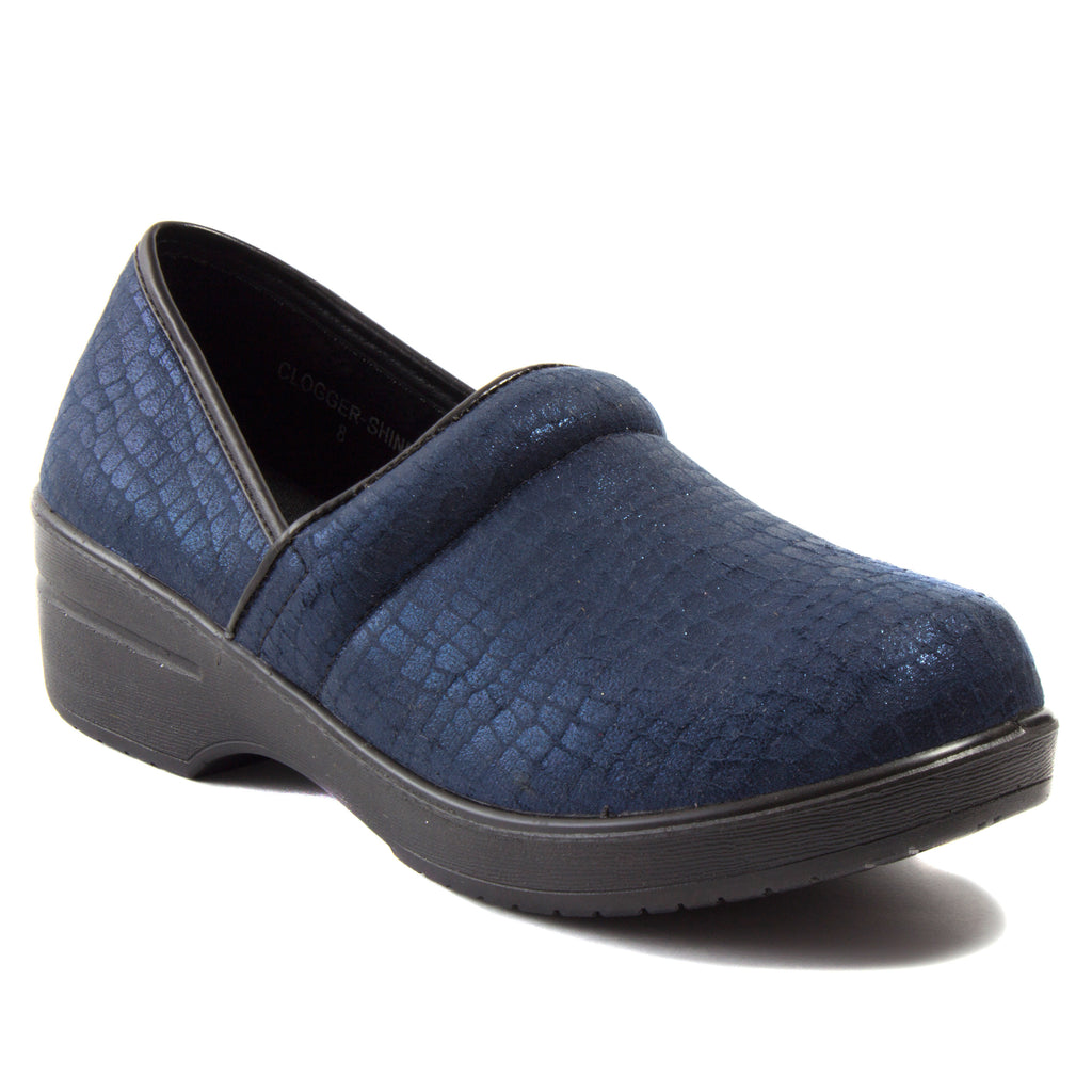 Clogger Shine - Comfort Loafers