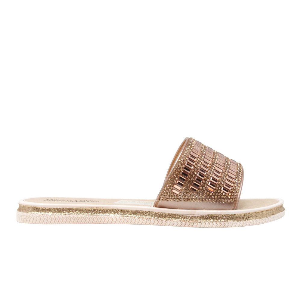 Dena Glitter - slide Fashion Sandals