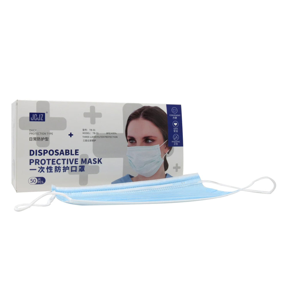 Protective Mask - Protection 3 Layer Mouth Cover Face Filter