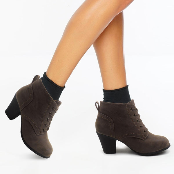 KENDRA - Blue Suede Shoes NY - Boots - Blue Suede Shoes NY
