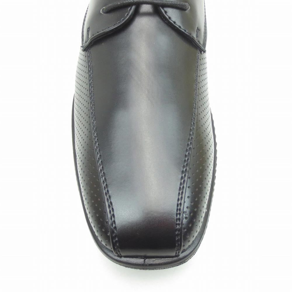 M Noah - Shiny Dress Loafers - Robert Stonewood - Loafers - Blue Suede Shoes NY