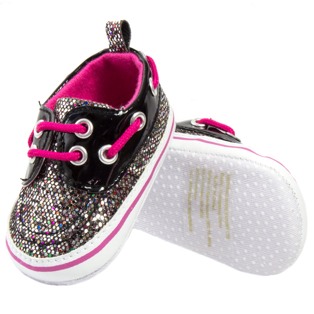 P Dancer - Prewalks Glitter Sneakers - Blue Suede Shoes NY - PREWALK - Blue Suede Shoes NY