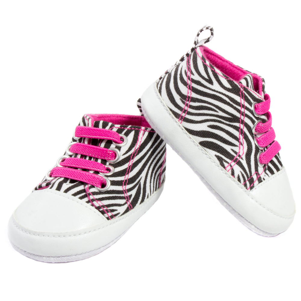 P Zebra - Print Prewalks Sneakers - Blue Suede Shoes NY - PREWALK - Blue Suede Shoes NY